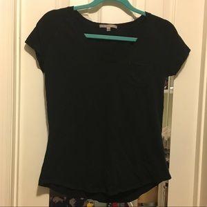Black gap t shirt